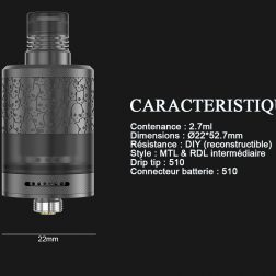 BD Vape Precisio MTL Limited Edition